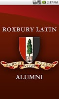 Screenshot of Roxbury Latin Alumni Mobile