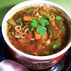My My My Minestra - Italian Vegetable Soup With Pasta