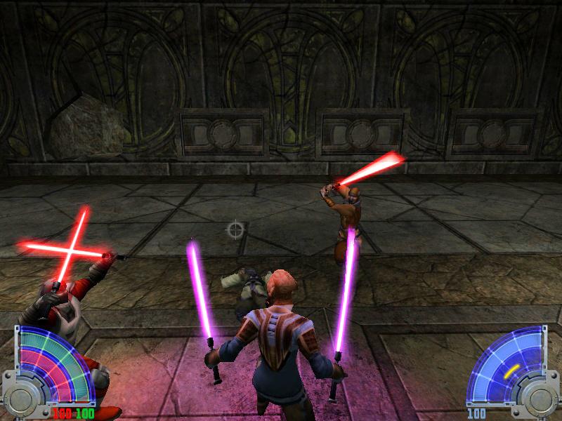 Jedi Knight: Jedi Academy