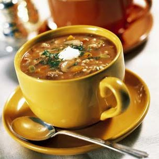 Cream Beef Barley Soup Recipes