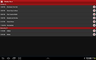 Screenshot of FilmOn Fam TV Chromecast DLNA