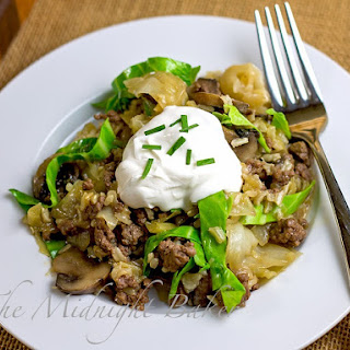 Unstuffed Cabbage Skillet Dinner