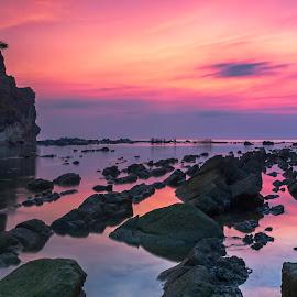 twilight's icon by Uul Setya - Landscapes Sunsets & Sunrises