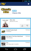 Screenshot of 94.1 CJOC FM Lethbridge