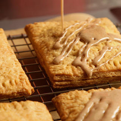 Brown Sugar–Cinnamon Pop Tarts
