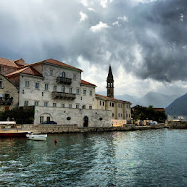 Perast by Stjepan Valjak - Buildings & Architecture Homes