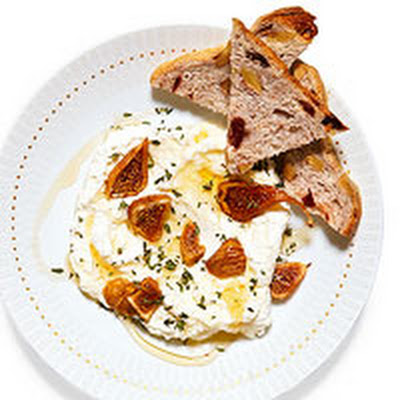 Honey, Fig & Ricotta Dip