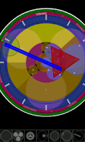 Screenshot of Circadian clock