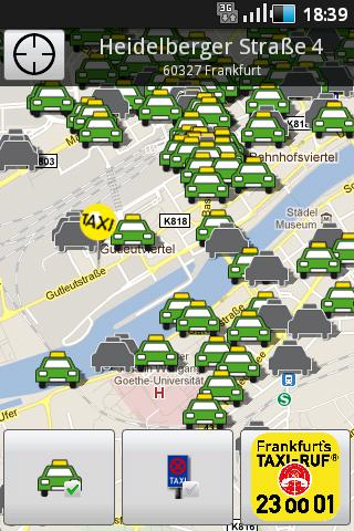 Taxi 33 Frankfurt
