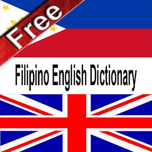 Filipino-English Dictionary Tags