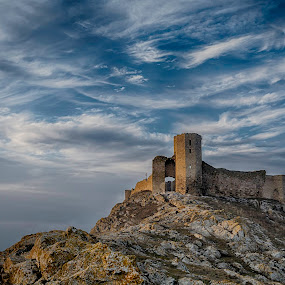 Enisala Fortress  by Luca Arșinel - Buildings & Architecture Public & Historical ( sigma 17-50mm, enisala, fortress, d7100,  )