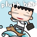 Plurk Karma up! up! icon