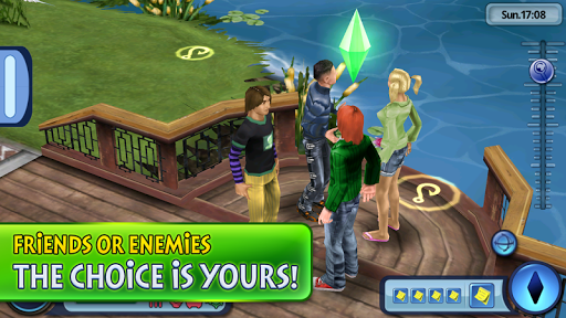 the sims 3 free download app