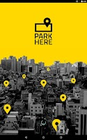 Screenshot of 실시간주차할인예약-파크히어(PARK HERE)
