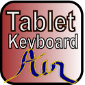 Tablet Keyboard Air icon