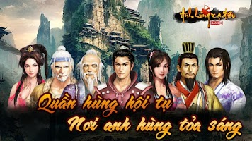 Screenshot of Anh Hùng Xạ Điêu Game3