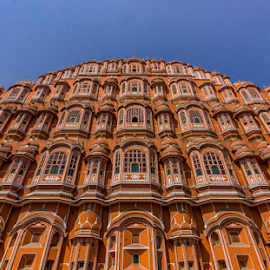 Hawa Mahal by Amrita Bhattacharyya - Buildings & Architecture Public & Historical
