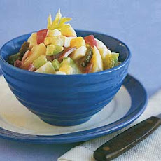Old-Fashioned Potato Salad with Sweet Pickles