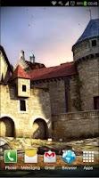 Screenshot of Castle 3D Pro live wallpaper
