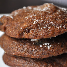 Cherry Ginger Cookies