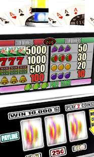 3D Poker Slots 2 - Free - screenshot