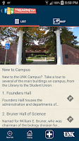 Screenshot of Kearney App