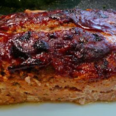 Home-Style Meatloaf With Garlic Smashed Potatoes