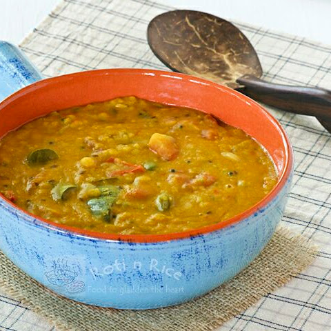 Dhal Curry
