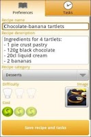 Screenshot of Cook Assistant Lite