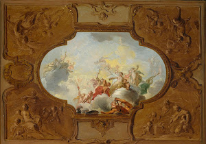 RIJKS: Jacob de Wit: painting 1725