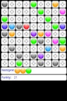 Screenshot of Color Balls (CHR)