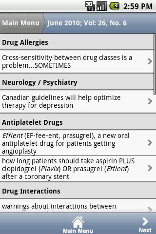 玩健康App|Canadian Pharmacist's Letter®免費|APP試玩