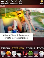 Screenshot of Litho - Layered Photo Filters