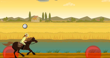 Screenshot of Horse Racing - Animal Doctor