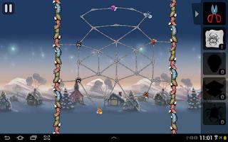 Screenshot of Greedy Spiders 2 Free