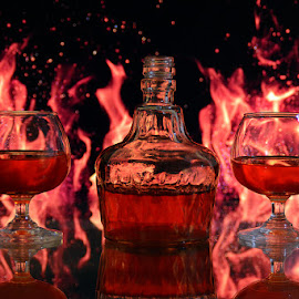 The burning desire by Rakesh Syal - Food & Drink Alcohol & Drinks