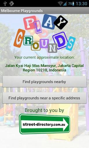 Melbourne Playground