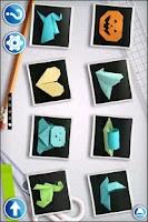 Screenshot of Origami Classroom III for HVGA