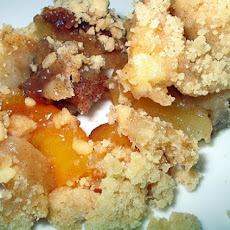 Passover Fruit Cobbler