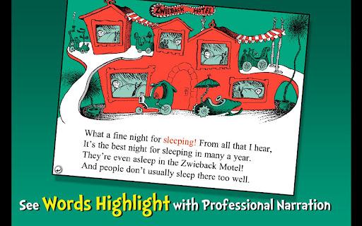 玩書籍App|Dr. Seuss's Sleep Book免費|APP試玩