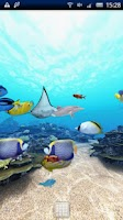 Screenshot of Tropical Fish Ocean 360°Trial