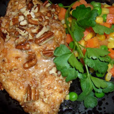Buttermilk Pecan Chicken