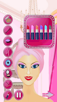 Screenshot of Spa & Makeup Dress up