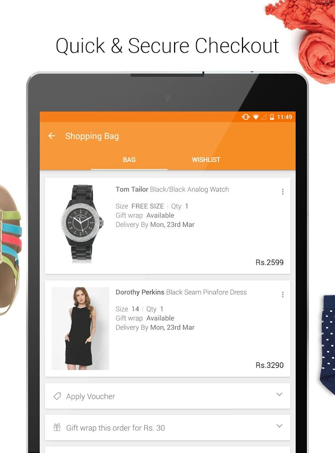Jabong-Online Fashion Shopping Screenshot 12