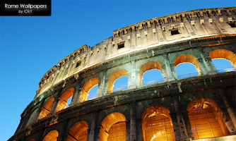 Screenshot of Rome HD Wallpapers