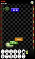 Screenshot of Math Cruncher (Free)