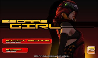 Screenshot of Escape Girl