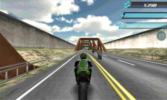 Screenshot of Asphalt Bikers FREE