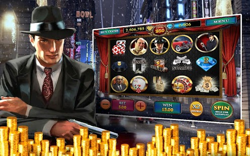 Mafia 2 Slots Pokies Slot Game - screenshot