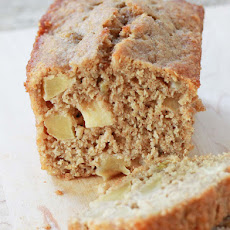 Banana Apple Spice Bread